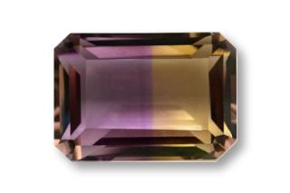 AMETR438M1 - Ametrine 16x12 Octagon, 13.57 carats