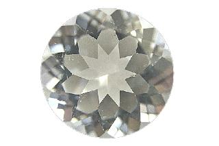 AQU126M4_142 - Aquamarine 8.00 Round, 1.42 carats