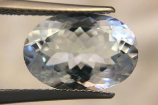 AQU234M3_537 - Aquamarine 14x10 Oval, 5.37 carats