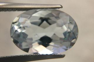 AQU234M3_599 - Aquamarine 14x10 Oval, 5.99 carats
