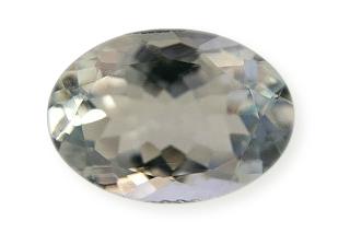AQU234M3_489 - Aquamarine 14x10 Oval, 4.89 carats