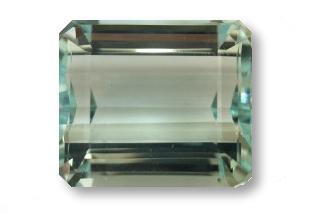 AQU437M - Aquamarine 15x13 Octagon, 13.97 carats