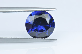 BLC130M - Blue Sapphire Synthetic 10.00 Round