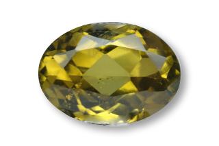 CHR222M_1 - Chrysoberyl 8x6 Oval, 1.44 carat