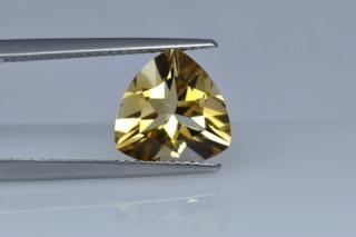 CIT730M_2 - Citrine 10x10 Trillion, 2.78 carats