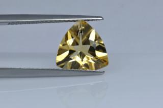 CIT730M_7 - Citrine 10x10 Trillion, 2.44 carats