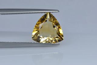 CIT730M_9 - Citrine 10x10 Trillion, 2.41 carats