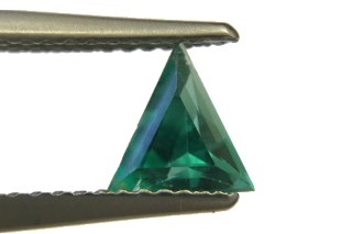 EME01321M - Emerald  6x6 Triangle, 0.45 carat