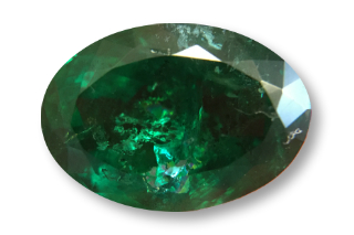 EME227PLUSS_212 - Emerald 10x7 Oval 2.12cts