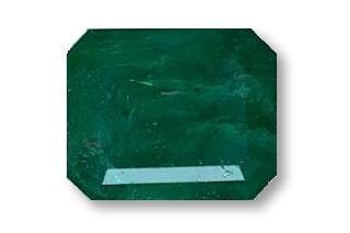EME420M - Emerald 7.5x6.0 Octagon, 1.57 carats