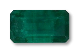 EME421S_2 - Emerald 8x5 Octagon, 0.92 carats