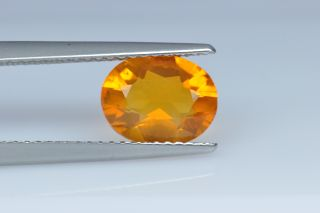 FIO224M_1 - Fire Opal  9x7 Oval,  1.07 carats