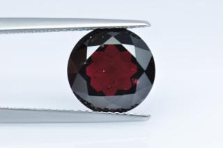 GAR130M10_1 - Garnet 10.00mm Round, 4.91 carats
