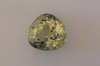 GOB730M_1 - Golden Beryl 10x10 Trillion, 5.21 carats