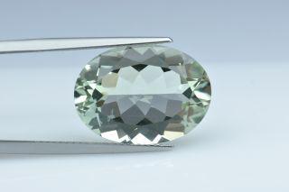 GAM240M_3 - Green Amethyst 18x13 Oval, 10.62 carats