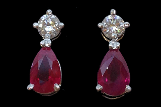 RUBDIA517M - Ruby & Diamonds
