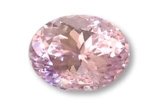 KUN231PLUSM_1 - Kunzite 13x11 Oval, 8.56 carats ON APPRO