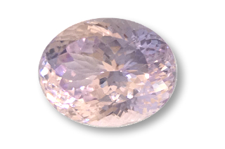 KUN240PLUSM_1 - Kunzite 18x15 Oval, 22.29 carats