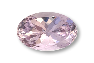KUN241MINUSM_1 - Kunzite 19x12 Oval, 16.85 carats