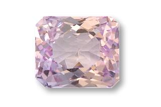 KUN435MINUSM_1 - Kunzite 13x12 Octagon, 9.94 carats ON APPRO