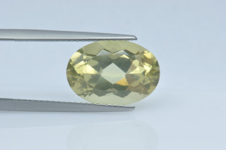 LEQ234M_2 - Lemon Quartz 14x10 Oval, 5.46 carats