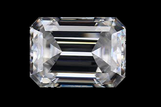 MOI419EF - Moissanite 7x5mm Octagon, 1.05ct