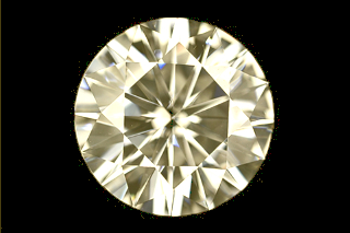 MOI130LY - Moissanite 10.00mm Round, 3.55ct
