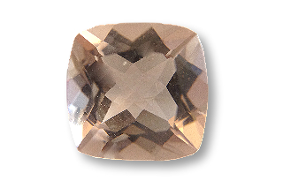 MOR01826M_198 - Morganite 8x8 Cushion