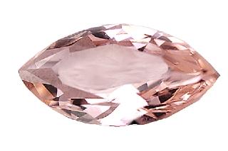 MOR632F_253 - Morganite 14x7 Marquise, 2.53 carats