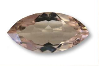 MOR632M - Morganite 14x7 Marquise, 2.10 carats