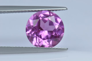 PTS130M - Pink Tourmaline Synthetic 10.00 Round