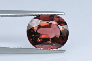 PTO231M_3 - Pink Tourmaline 12x10 Oval,  6.22 carats