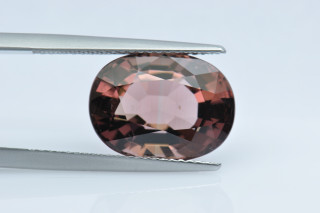 PTO234M_3 - Pink Tourmaline 14x10 Oval,  8.21 carats