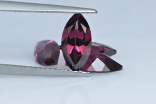 RHO625M - Rhodolite 10x5 Marquise, 1.10 carats
