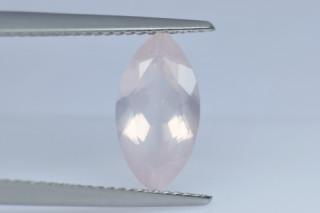 ROQ629M_2 - Rose Quartz 12x6 Marquise, 1.57 carats