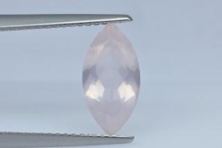 ROQ529M_7 - Rose Quartz 12x6 Marquise, 1.58 carats