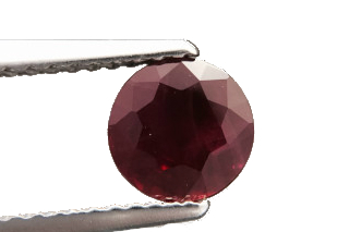 RUB121M3_1 - Ruby 6.00 Round, 1.06 carats ON APPRO