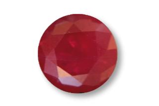 RUB124M_2 - Ruby 7.0 Round, 1.58 carats
