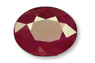 RUB224M_1 - Ruby 9x7 Oval, 2.31  carats