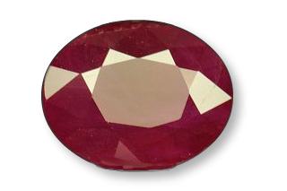 RUB224M_1 - Ruby 9x7 Oval, 2.31  carats