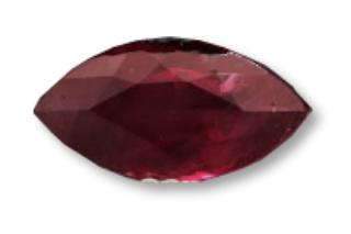 RUB625F_139 - Ruby 10x5 Marquise, 1.39  carats