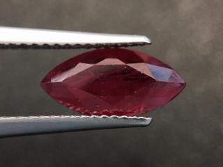 RUB629M_205 - Ruby 12x6 Marquise, 2.05  carats