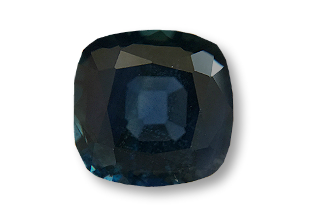 SAP01823M_2 - Sapphire 6.5X6.5 Cushion, 1.55 carats ON APPRO
