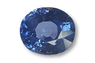SAP01824FPLUS_308 - Sapphire 9x7 Oval, 2.67 carats