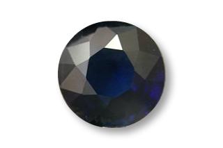 SAP123M3_121 - Sapphire 6.60 Round, 1.21 carats