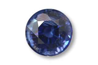 SAP125MINUSF2_232 - Sapphire 7.20 Round, 2.32 carats