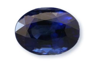 SAP222WF5_204 - Sapphire 8x6 Oval, 2.042 carats