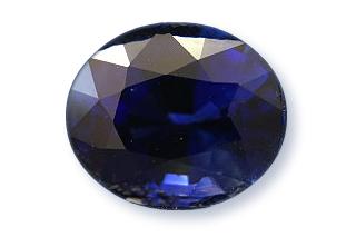 SAP222WF5_213 - Sapphire 8x6 Oval, 2.136 carats