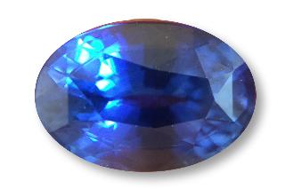 SAP224FPLUS_227 - Sapphire 9x7 Oval, 2.27 carats