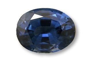 SAP224FPLUS_2198 - Sapphire 9x7 Oval, 2.198 carats